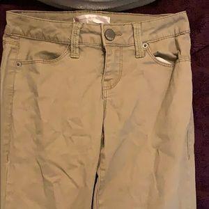 Khaki Women's pants